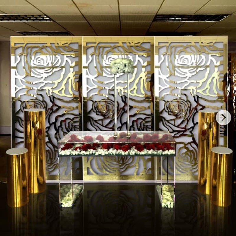 Новая мебель, прозрачный акриловый цветочный стол, прямоугольный стол для украшения дома и свадьбы