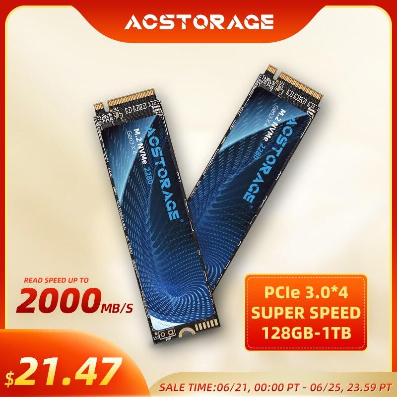 NVMe M.2 SSD PCIe 2280 SSD 128GB 256GB 512GB 1 تيرا بايت Ssd M2 ssd قرص صلب داخلي Hdd للكمبيوتر المحمول حاسوب شخصي مكتبي MSI BTC Min nvme 1 تيرا بايت