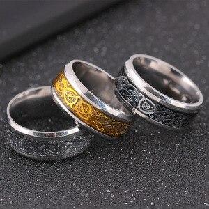 12 шт./лот модное Открытое кольцо из нержавеющей стали для женщин Anel ювелирное изделие подарок