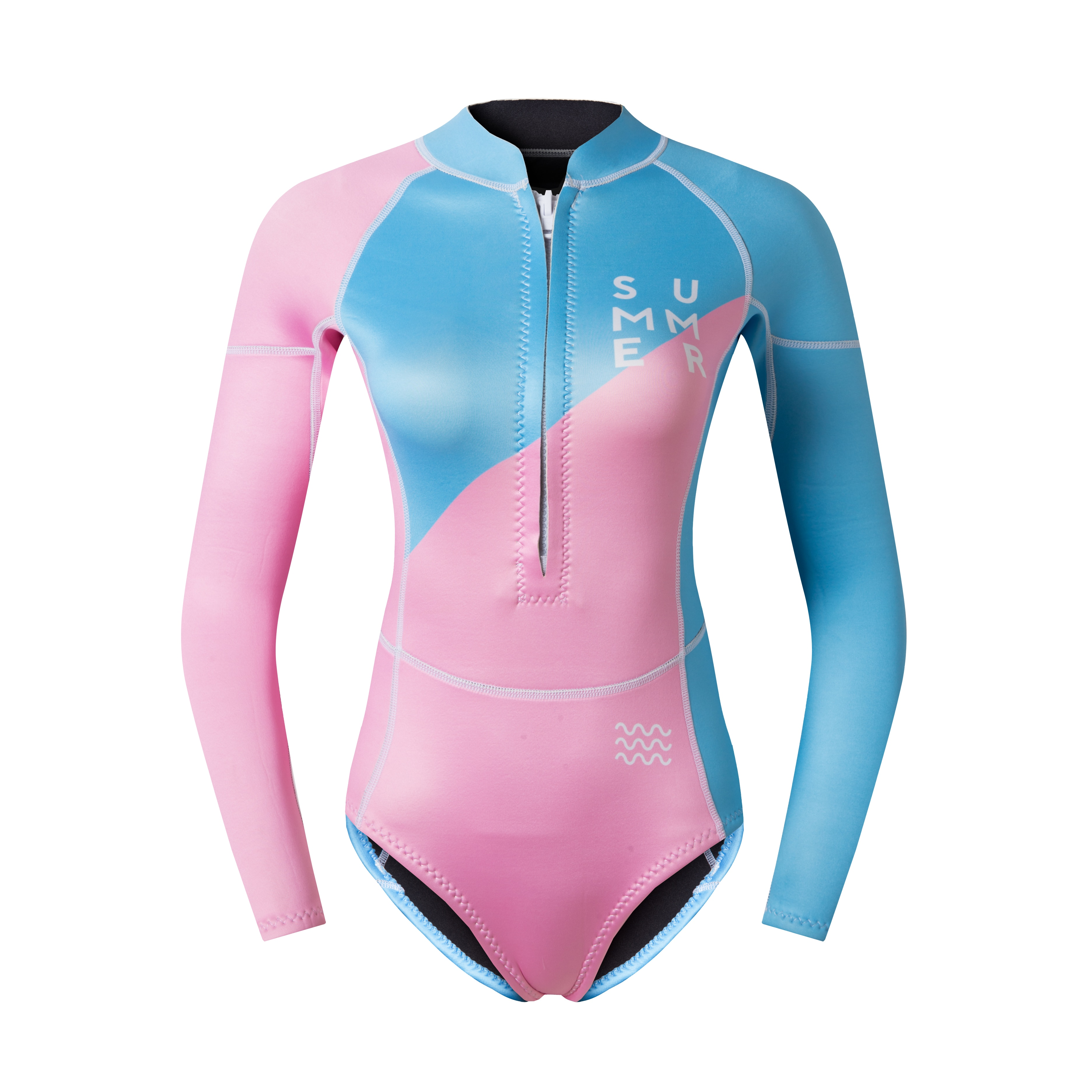 yamamoto neoprene wetsuit in 2 mm for surf