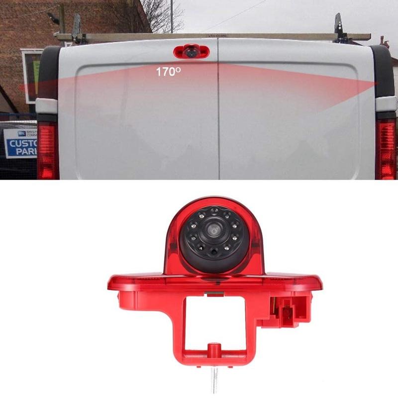 كاميرا للرؤية الخلفية عالية الدقة ، مقاومة للماء ، الأشعة تحت الحمراء ، الرؤية الخلفية ، ضوء الفرامل ، لرينو ترافيك 2001-2014 أوبل/فاكسهول فيفارا