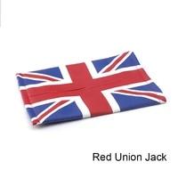 auto interior union jack pu leather car tissue napkin box bag package armrest box storage for min mi cooper jcw s all series