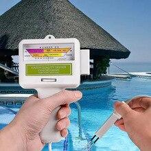 Cl2 água cl2 tester qualidade da água chloor niveau draagbare medidor digitale zwembad spa analytische instrumenten dropshiper
