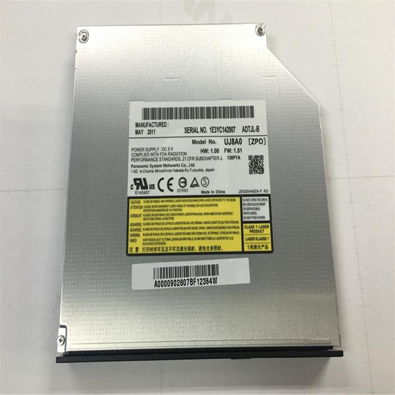 El nuevo cuaderno tiene built-in12.7mm unidad de grabación de DVD serial SATA integrada 3D