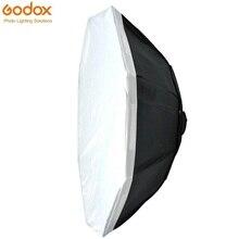 """Софтбокс Godox Top Octagon 37 """"/ 95 см, крепление Bowens для цифровой зеркальной камеры Canon, Nikon, Sony, студийная фотография"""