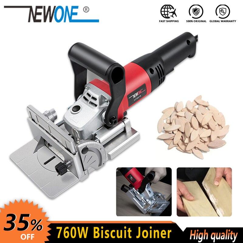 NEWONE-أداة كهربائية للحياكة الخشبية ، 760 واط ، آلة تجويف البسكويت ، آلة النجارة