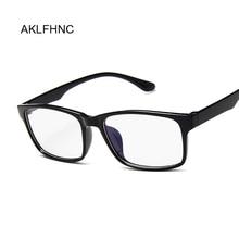 Women Glasses Frame Men Transparent Eyeglasses Frame Vintage Nerd Clear Lens Glasses Optical Spectacle Frame Male Female