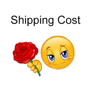 1USD for extra shipping cost