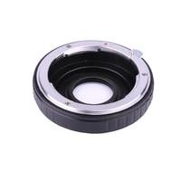 High Precision Glass Infinity Focus Lens Adapter Ring For Nikon AI Lens to Minolta MA Sony Alpha Mount Camera Body