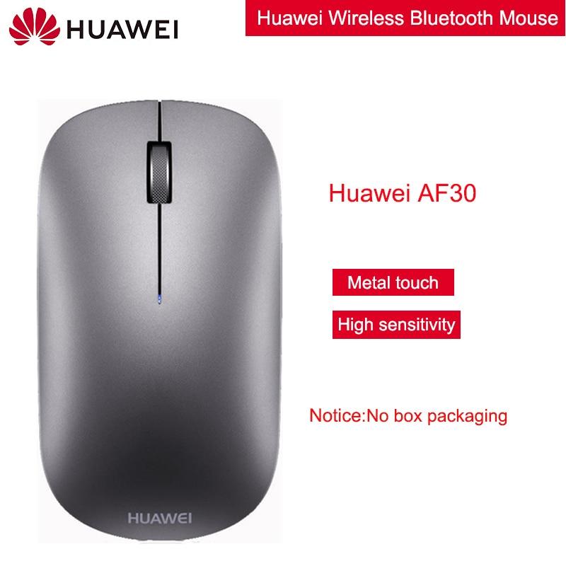 Huawei sem Fio Glória para Notebook Original Mouse Bluetooth Óptico Silencioso Leve Escritório Portátil Matebook Af30 4.0