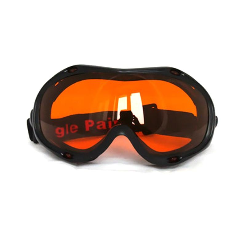EP-3-10 190-540 нм OD5% 2B лазер защитные очки большой поле обзора% 2C большой корпус ремешок тип