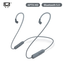 Câble Bluetooth sans fil AK KZ 5.0 fil de Module de mise à niveau APTX HD avec 2PIN pour KZ ZS10/ZST/AS06/AS10/AS16/ZSN Pro ZSX