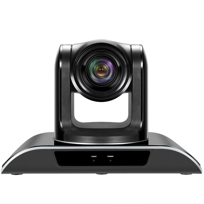 30x التكبير السيارات تتبع الحركة 1080P60 مؤتمر الفيديو البث المباشر PTZ كاميرا IP