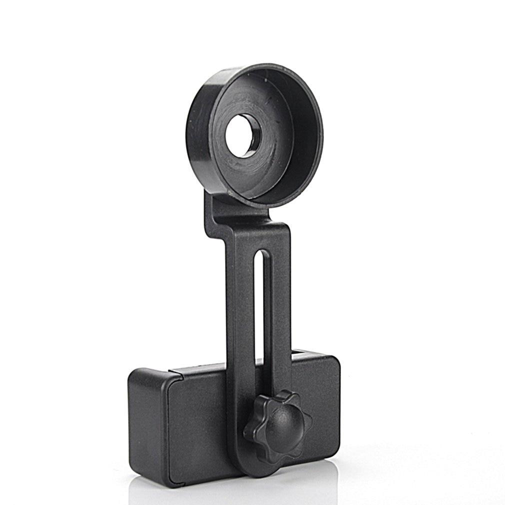 Accesorios especiales para telescopio, Clip de conexión para teléfono móvil, soporte para...