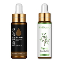 10ML With Dropper Myrrh Essential Oils Velas Difusor De Aroma Fragrance Oil Natural Plant Iles Essen