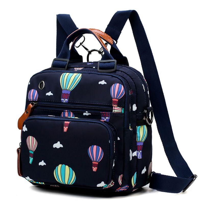 Mummy Maternity Nappy Diaper Shoulder Bag Large Capacity Baby Travel Backpack Handbag