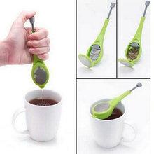 Tea Infuser Silica Gel Tea Strainer Tea Filter Tea Making Device Tea Instrument Currently Available