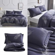 230TC Bed linen cotton parure duvet set bedding set bed set boho bed sheets bed cover sets duvet cover queen, SS