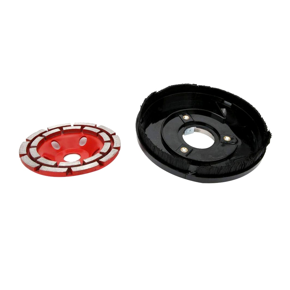 3Pcs Tool 5 Inch Dust Protection Cover 125mm Grinding Wheel Angle Grinder Accessories Surface Grinding Dust Shroud Cover Tools enlarge