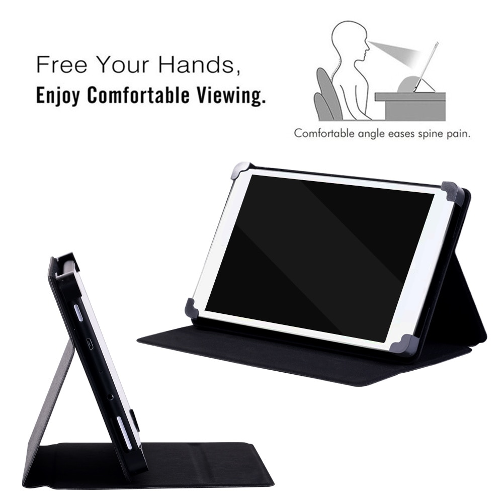 Pu Leather Cover Case for Lenovo Smart Tab M8 8