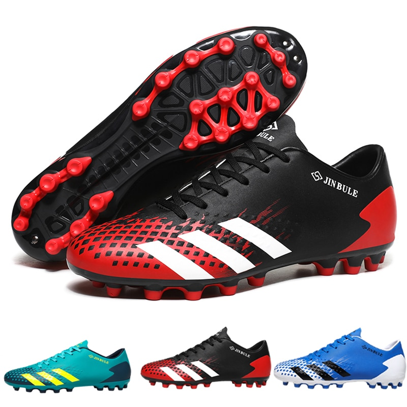 fires men s turf soccer shoes indoor plus size 45 cleats kids original superfly futsal football shoes sneakers chaussure de foot Football Shoes for Men Soccer Kids Indoor Sneakers Turf Spike Superfly Futsal Original Comfortable Boy Waterproof Football Boots