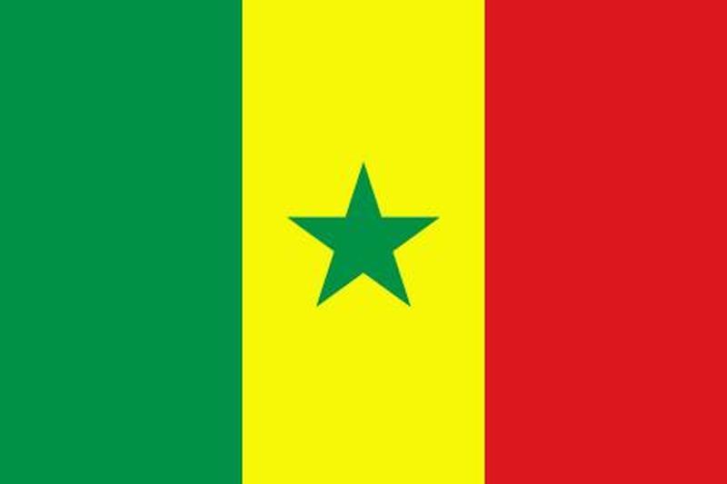 Estados de África occidental, Senegal, 500 Franco, 2012 P, nueva nota Original UNC