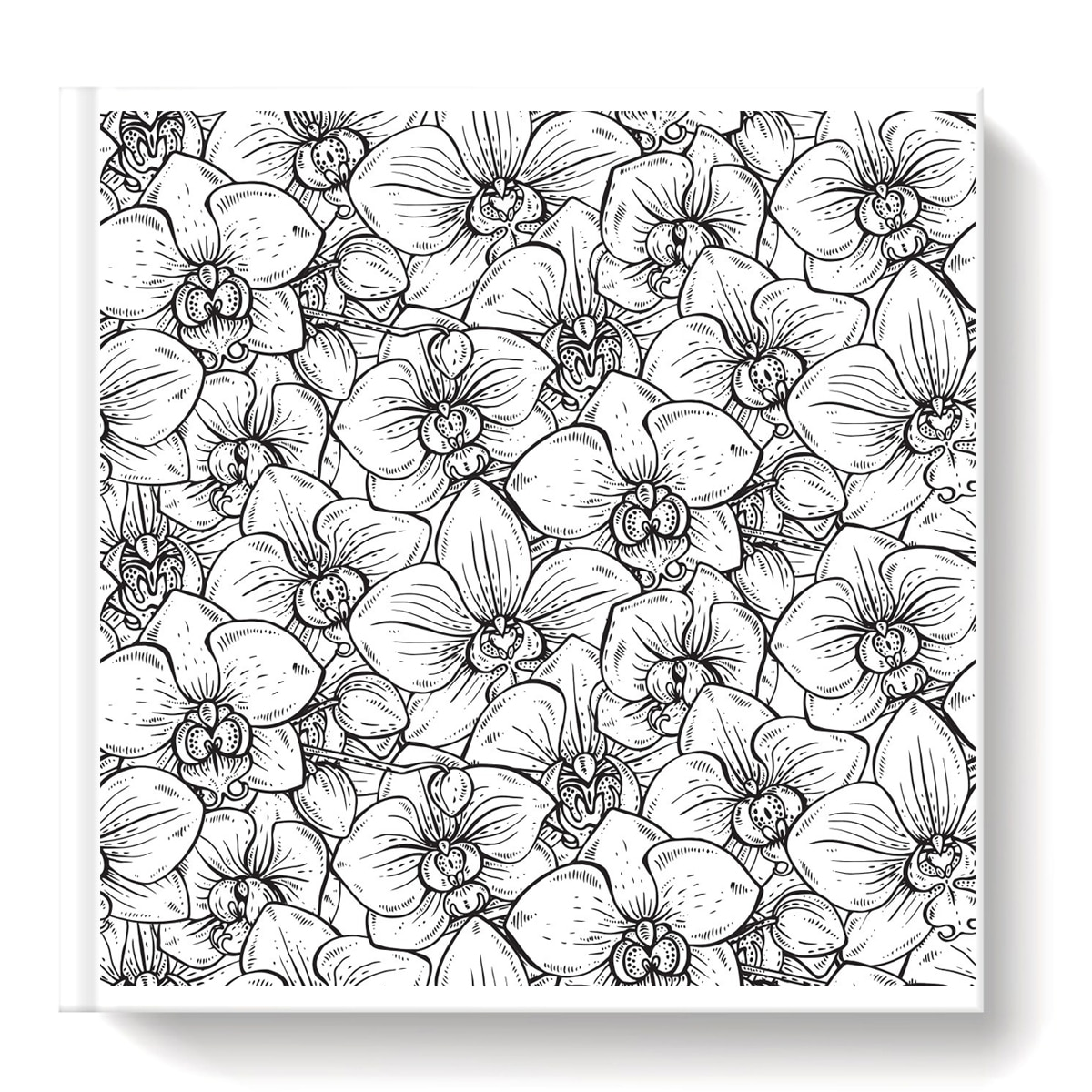 Blooming Flowers Background Clear Stamps For DIY Scrapbooking Card Making Silicone Stamps Fun Decoration Supplies  - buy with discount