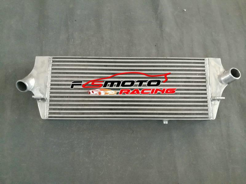 Nova Frente mount Turbo Intercooler de alumínio para Ford Focus RS ST Mk2 XR5 ST225 Gen3 Mk II/III Sedan duratec 2.5L In/Out 50mm PIPE