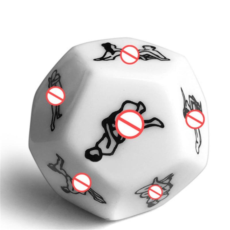 Забавный секс, Эротические Кости, 12 Сторон, без вибратора, Эротическая хрень, секс-светильник для любви, кубик для любви, игральная игрушка, светящаяся пара игральных костей, игра для взрослых, секс-игрушка