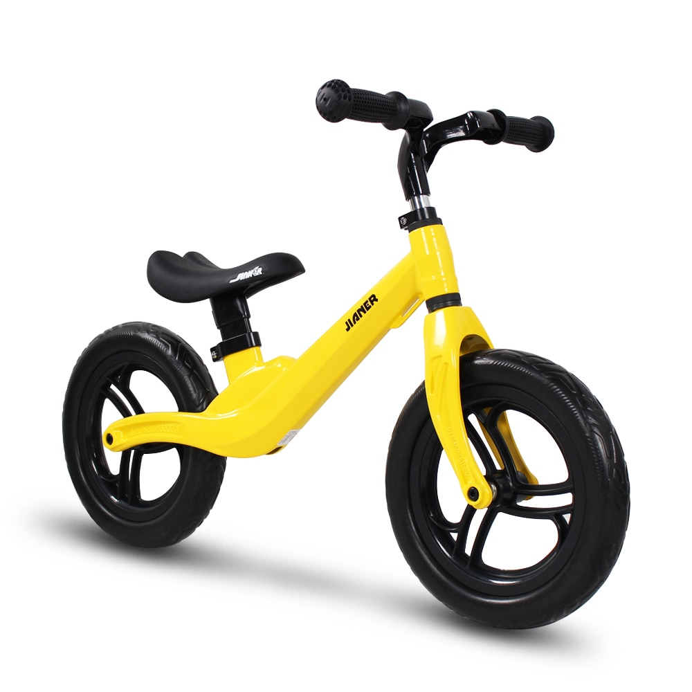 Children Scooter Super Lightweight Bicycle Baby Balance Bike Ride On Toys The Best Toy For 3-14 Years Old Walker Scooter Bike infant shining two wheels balance bike 4 6 years old children walker 12 inch riding bicycle height adjustable kids scooter