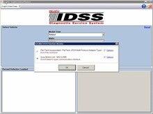 Pour Isuzu G-IDSS J2534 Euro5, Euro5 +, Euro6-système de Service de Diagnostic Isuzu 2019