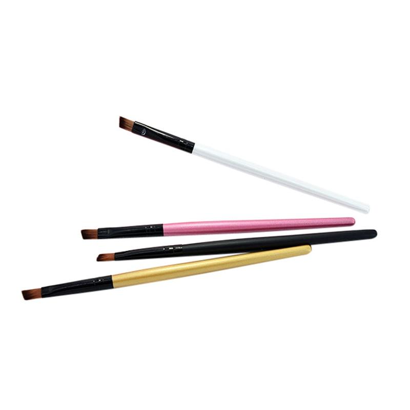 2 pièces Docolor brosse à sourcils peigne à sourcils brosse à sourcils pinceaux de maquillage professionnels pour les sourcils