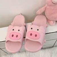 Тапочки со свинками  #1