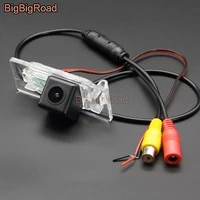 bigbigroad vehicle wireless car rear view parking ccd camera hd color image for audi a4 a4l a5 tt s4 rs4 b8 2005 2012 2013 2014