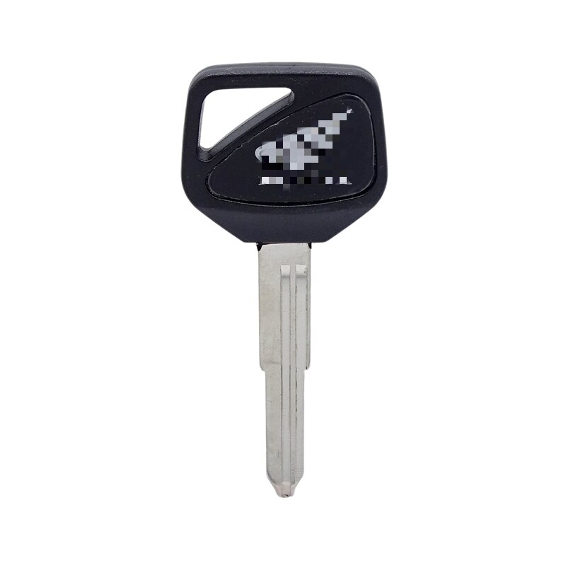 1 Pcs Motorcycle Black Blank Key Embryo Uncut Moryorbike Style For Honda CBR600RR F5 CB400 VTEC 2 3 4 th CB1300 hornet 600