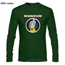 RACING MAGNAFLOW AUSPUFF SYSTEM T-SHIRT