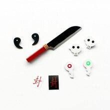Toilette liée hanako-kun Nene Yashiro Cosplay couvre-chef couteau accessoire