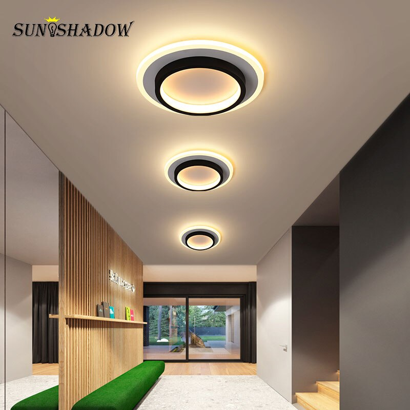 18w 20w Led Ceiling Light Square&Round Acrylic Modern Ceiling Lamp for Home Living room Bedroom Corridor Light Aisle Lamp Lustre modern led ceiling light square
