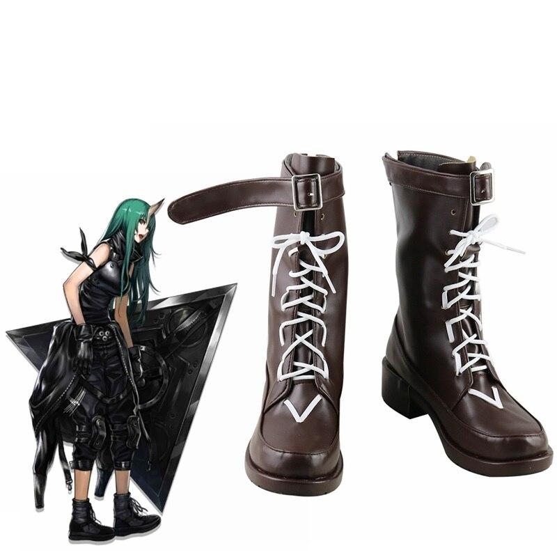 للجنسين أنيمي الفرسان Hoshiguma تأثيري ازياء تأثيري أحذية مخصصة