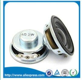 Mini amplificador de borracha 2 pçs/lote alta calidad 3w 4r... diâmetro de...
