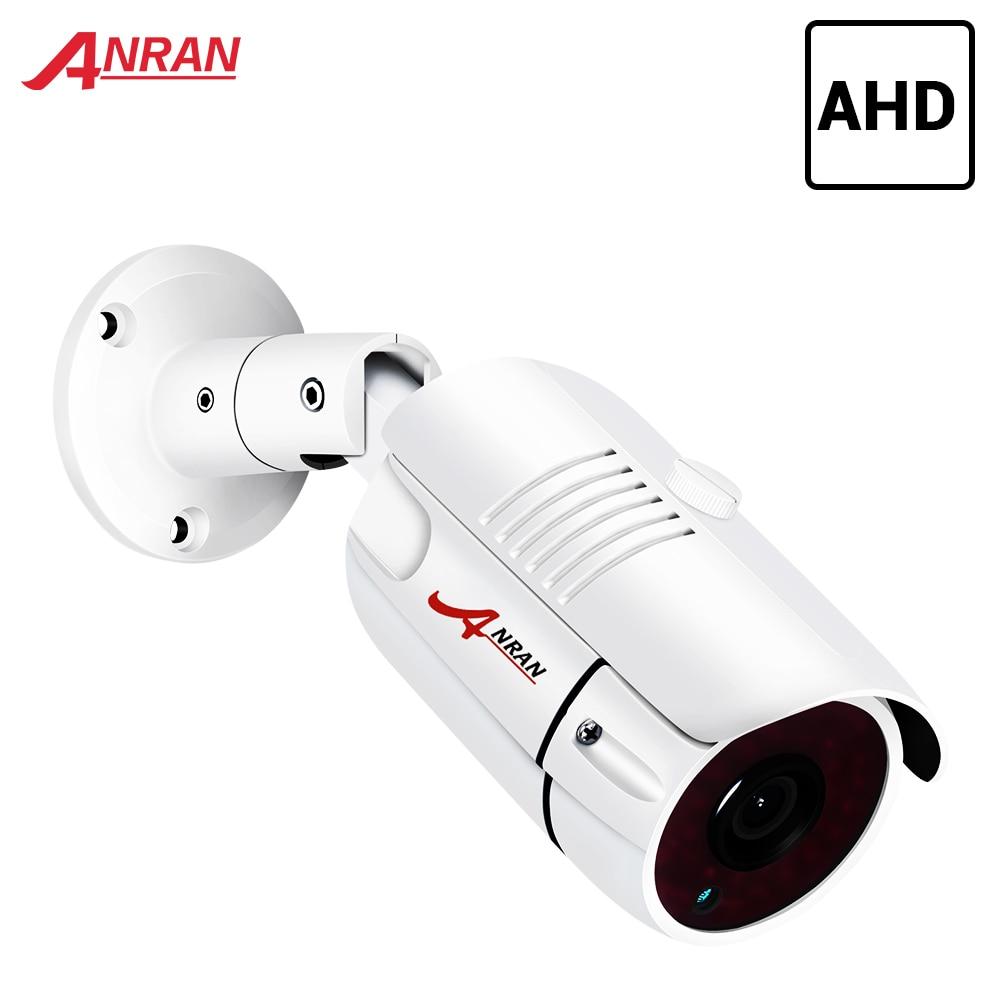 Anrun AHD التناظرية عالية الوضوح مراقبة كاميرا تعمل بالأشعة تحت الحمراء 1080P كاميرا دائرة تلفزيونية ذات تماثلية عالية الوضوح الأمن في الهواء الطل...