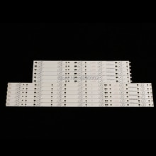 1005mm LED bande de Rétro-Éclairage 12 lampe Pour Philips 50