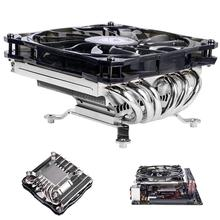 Ultral-slim 6 Heatpipe Fast Heat Hydraulic Dissipation Radiator Desktop CPU Cooler Fan Cooler Fast Cooling кулер для процессора