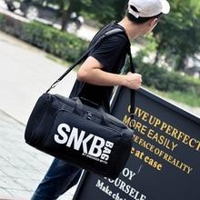 2020 Men Women Gym Bag For Sneaker Shoes Compartment Packing  Organizer Waterproof Nylon Sport Travl