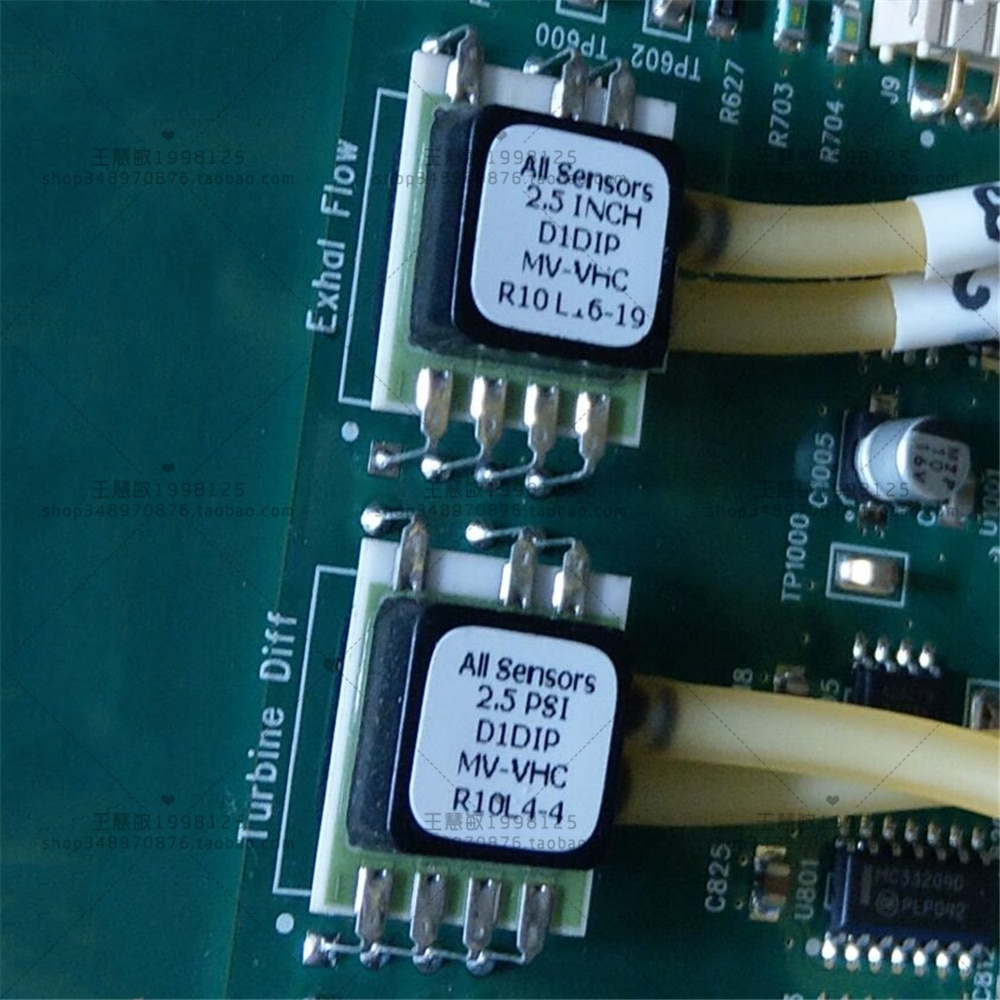 Sensor de presión de placa principal de 1 Uds. De buena calidad, nuevo y Original, envío gratis, 2,5 pulgadas, 2,5 pulgadas-D1DIP-MV-VHC