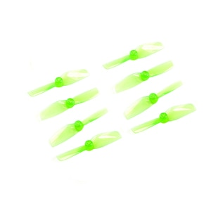 6Pairs Happymodel HQPROP 40MMX2 40mm 2-Blade PC Micro Whoop Propeller for RC FPV Racing Tinywhoop Drones 75mm Moblite7 Parts