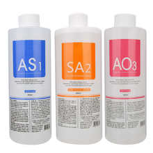 HydraFacial soin de la peau visage sérum hydrofacial Aqua Peel Solution 400ml AS1 SA2 AO3 pour Hydrafacial Machine peau nettoyage en profondeur