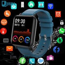 2021 Smart Watch Men Women Heart Rate Blood Pressure Smartwatch Sport Fitness Tracker Smart Clock Fo