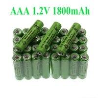 aaa oplaadbare batterij ni mh 1 2 v nieuwe 100 aaa 1800 mah 1 2v oplaadbare 2a batterij