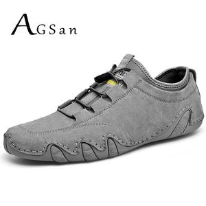 Men Shoes Leather Casual Shoes Breathable Driving Shoes Moccasins Big Size 48 47 Outdoor Flats Krasovki Italian Office Shoes Man